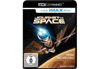 Journey to Space 4K Ultra HD Blu-ray