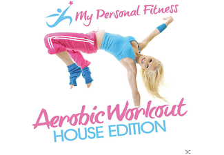 VARIOUS - My Personal Fitness: Aerobic Workout House Edition  - (CD)