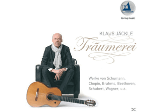 Klaus Jäckle - Träumerei  - (CD)