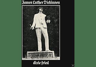 James Luther Dickinson - Dixie Fried (180gram vinyl)  - (Vinyl)