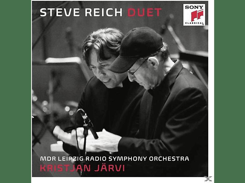 Kristjan Järvi - Steve Reich-Duet [CD]