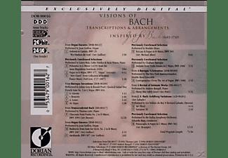 VARIOUS, Guillou, Pearl, Gray, The Risk - Bach Transkriptionen  - (CD)