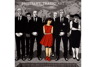 Art Brut - Brilliant!tragic!  - (CD)