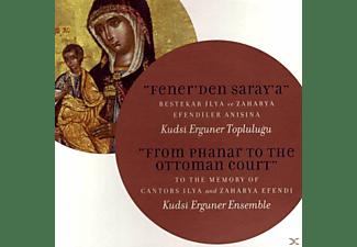Kudsi Erguner - Fenerden Saraya  - (CD)