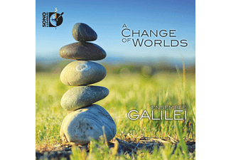 Ensemble Galilei - A Change of Worlds  - (CD)