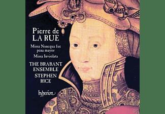 The Brabant Ensemble, Stephen Rice - Missa Nuncqua fue pena mayor/Salve Regina VI/+  - (CD)