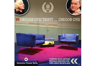 Gregor Gysi - Gregor Gysi trifft Gregor Gysi  - (CD)