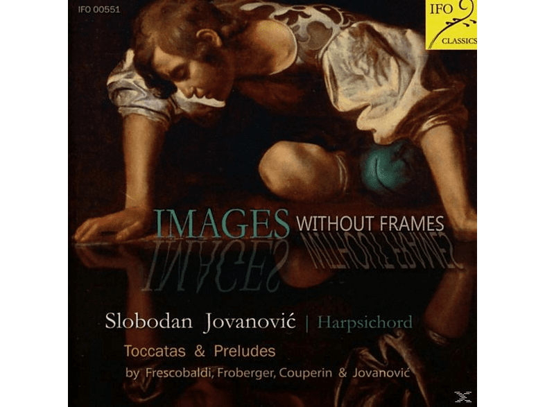 Slobodan Jovanovic - Images Without Frames [CD]