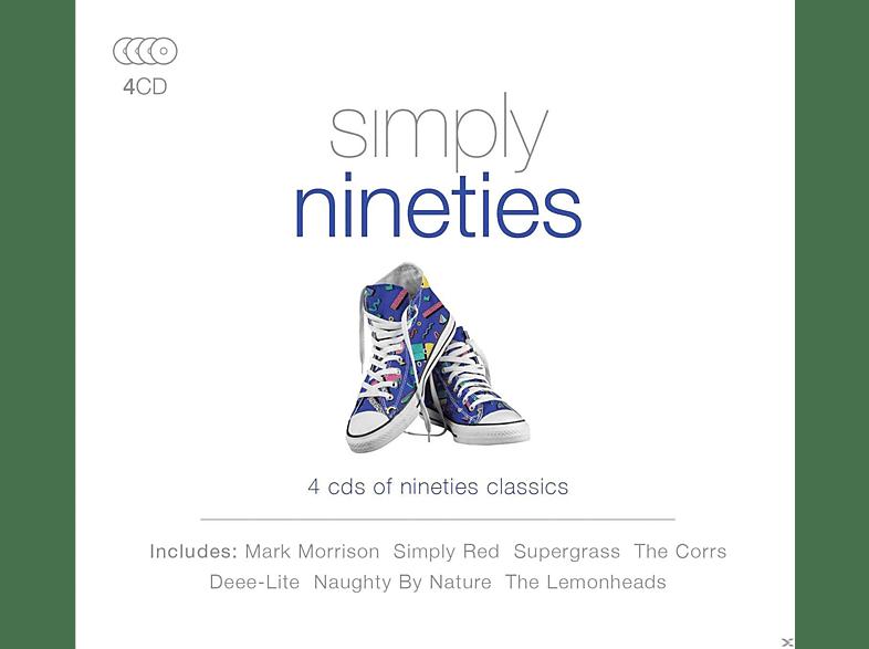 VARIOUS - Simply Nineties [CD]