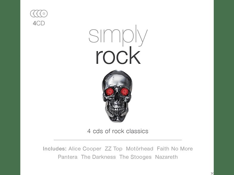 VARIOUS - Simply Rock [CD]