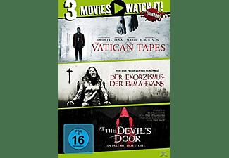 Vatican Tapes, Der Exorzismus der Emma Evans, At the Devil's Door DVD