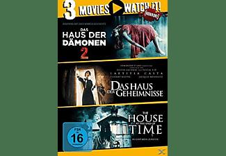 Das Haus der Dämonen 2, Das Haus der Geheimnisse, The House at the End of Tim DVD