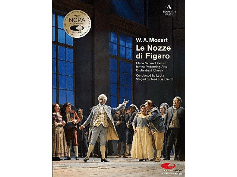 China National Centre For The Performing Arts Orchestra & Chorus - Le Nozze Di Figaro [DVD]