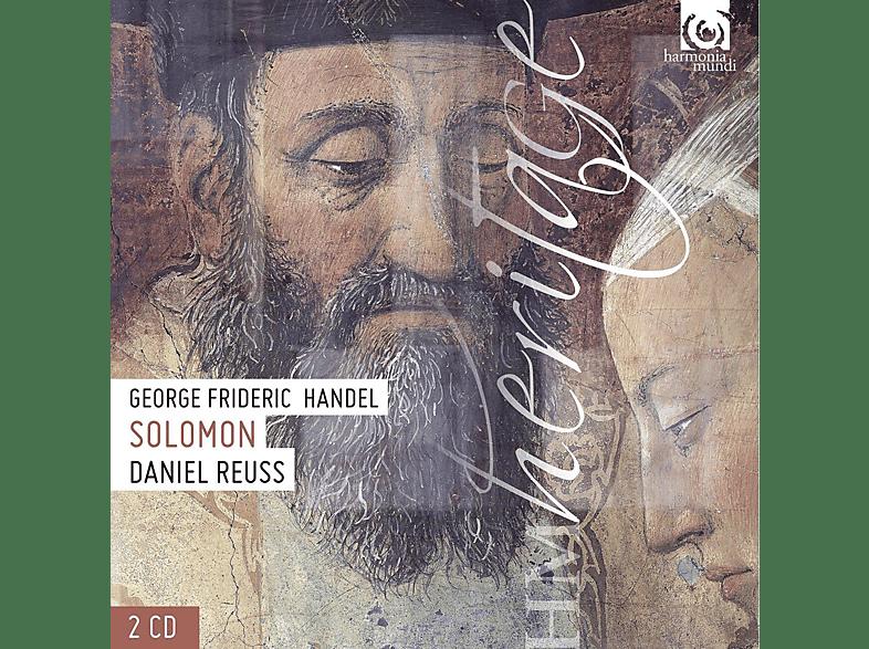 Daniel Reuss, Akademie Für Alte Musik Berlin, Rias Kammerchor - Solomon [CD]