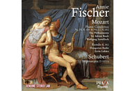 Annie Fischer, Wolfgang Sawallisch, The Philhamonia, Hungarian Radio, Sir Adrian Boult - Klavierkonzerte 20 & 22/... [CD]