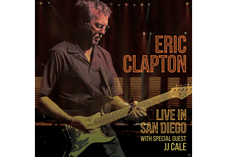 Eric Clapton - Live In San Diego (With Specialguest JJ Cale)  - (Vinyl)