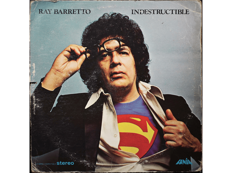 Ray Barretto - Indestructible (Remastered) [Vinyl]