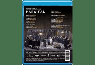 Daniel Barenboim, Staatskapelle Berlin - Parsifal  - (Blu-ray)