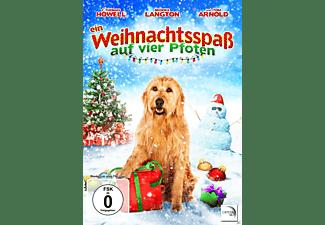 Ein Weihnachtsspaß Auf Vier Pfoten DVD