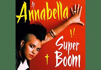 Annabella Lwin - Super Boom  - (CD)