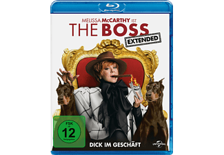 The Boss Blu-ray