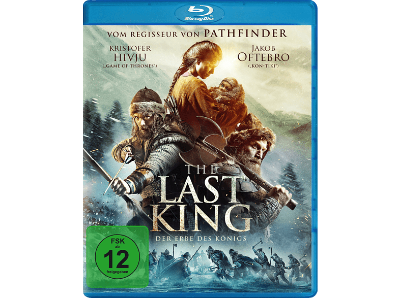 The Last King - Das Erbe Des Königs [Blu-ray]