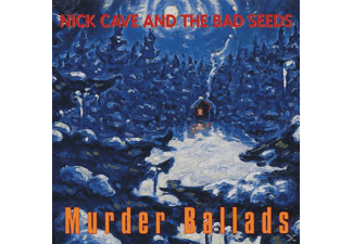 The Bad Seeds - Murder Ballads (2011 Remaster) - (CD)