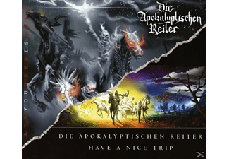Die Apokalyptischen Reiter - All You Need Is Love/Have A Ni  - (CD)