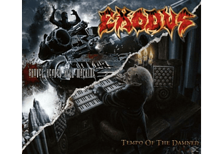 Exodus - Tempo Of The Damned/Shovel Hea  - (CD)