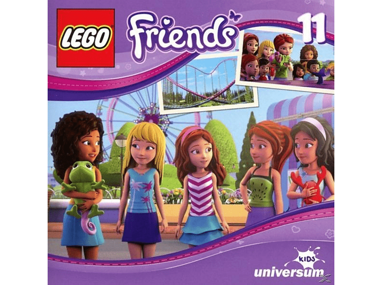 Lego Friends - LEGO Friends (CD 11) - (CD)