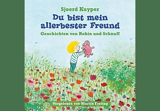 Martin Freitag - Du bist mein allerbester Freund (Geschichten von Robin und Schnuff)   - (CD)