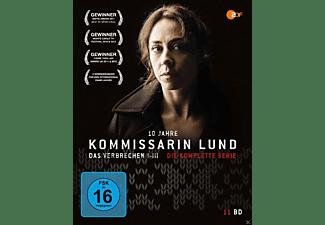 Kommissarin Lund – Das Verbrechen I - III Die Komplette Serie Blu-ray