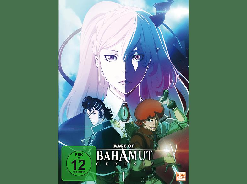 Rage of Bahamut: Genesis - Vol. 1 [DVD]