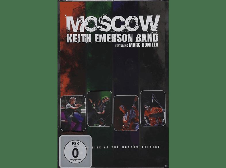 Keith Emerson Band, Marc Bonilla - Moscow [DVD]
