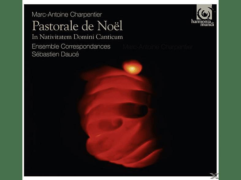 Sébastien Daucé, Ensemble Correspondances, VARIOUS - Pastorale De Noel [CD]