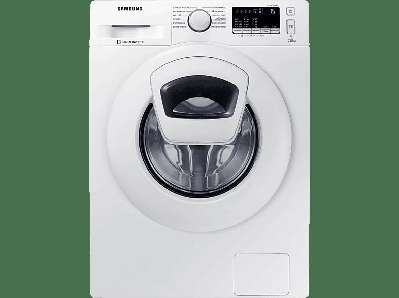 SAMSUNG WW 70 K 4420 YW/EG  Waschmaschine (7 kg, 1400 U/Min., A+++)