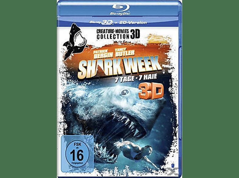 Shark Week [Blu-ray]