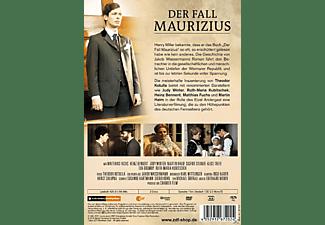 Der Fall Maurizius DVD
