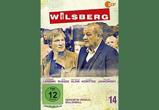 Wilsberg 14 - Folge 27: Gefahr im Verzug/Folge 28: Bullenball DVD