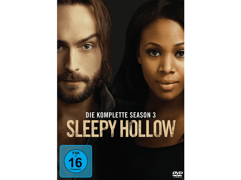 Sleepy Hollow - Staffel 3 [DVD]