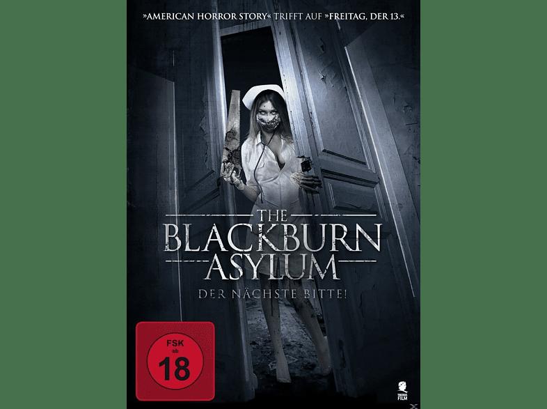The Blackburn Asylum - Der Nächste, bitte! [DVD]