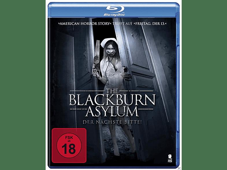 The Blackburn Asylum - Der Nächste, bitte! [Blu-ray]