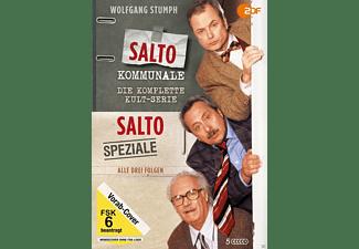Salto Kommunale / Salto Speziale DVD