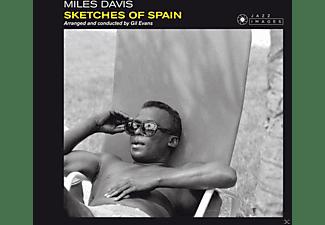 Miles Davis - Sketches Of Spain-Jean-Pierre Leloir Collection  - (CD)