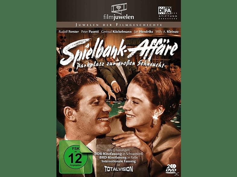 Spielbank-Affäre / Parkplatz zur grossen Sehnsucht - Alle 3 Kino-Fassungen (DEFA Filmjuwelen) [DVD]