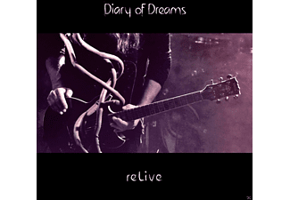 Diary Of Dreams - reLive - (CD)