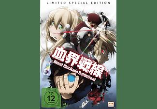 Blood Blockade Battlefront Limited Edition Vol. 1-3 DVD