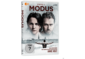 Modus - Der Mörder in uns - Staffel 1 DVD