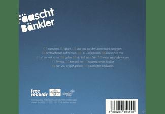 Fäaschtbänkler - Mitten In Die Scheibe  - (CD)