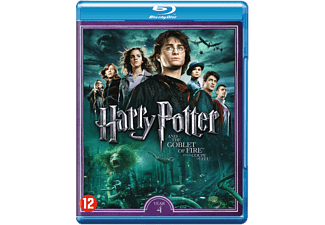 Harry Potter: Et La Coupe de Feu - Blu-ray